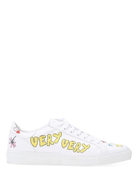 Mira Lifestyle Ayakkabı Beyaz